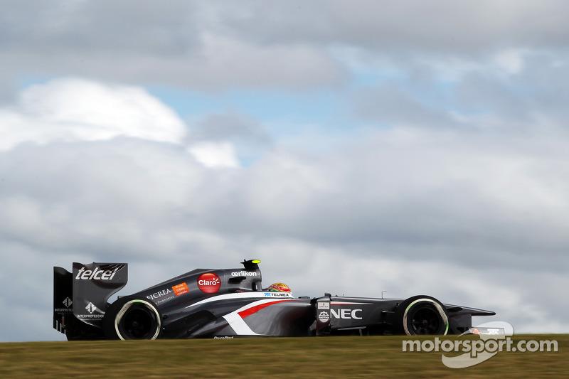 Gutierrez stays at Sauber, Kobayashi to Caterham?