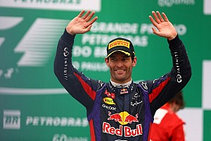 Formula 1 Analysis Webber got 'tired' of Vettel's winning - Vergne