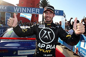 WTCC Breaking news López meets Argentine press