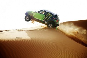 MINI at DAKAR 2014: It Begins - video