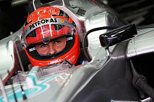 Mercedes F1 Team statement on Michael Schumacher
