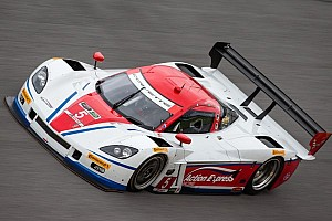 IMSA Testing report Fittipaldi tops charts in opening day of Daytona testing