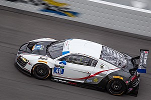 IMSA Blog Three-day Roar Before the Rolex 24 concluded successfully for the Audi teams at Daytona