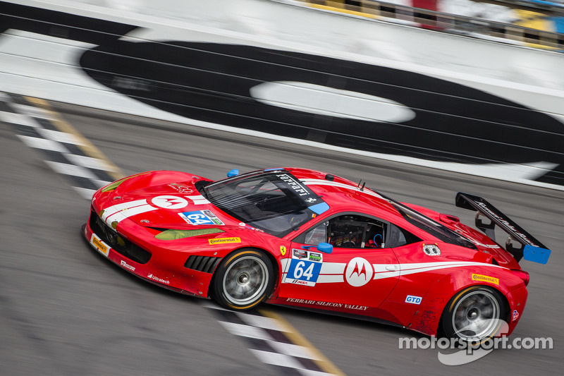 Championship defense for Ferrari begins at the Roar before the 24