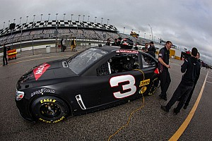 NASCAR Sprint Cup Testing report Historic number 3 back on top in Daytona