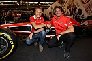 Max Chilton re-signs with Marussia for second season