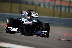 Formula 1 Breaking news Williams preparing 2014 car for Jerez debut