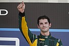 Rossi continues with Caterham as reserve driver and full season in GP2