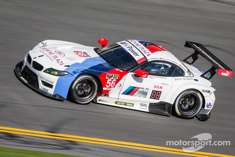 BMW Team RLL finishes seventh and eighth in Daytona 24 Hours GTLM qualifying session