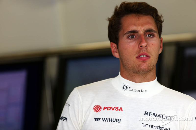 Daniel Juncadella joins Sahara Force India as a reserve driver