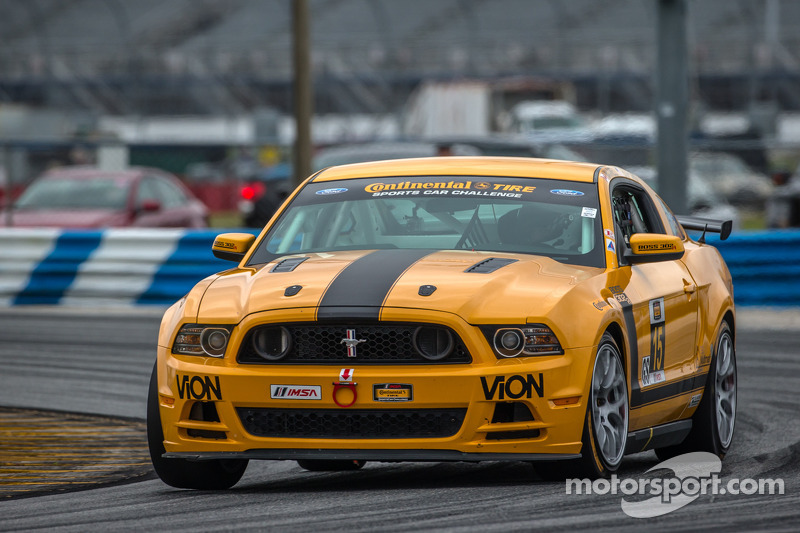CTSCC: Buford scores second consecutive Daytona pole