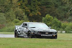 New Chevrolet Camaro Z/28.R shows promise in opening race at Daytona