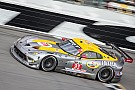 Kuno Wittmer unlucky 6th at the 24 Hours of Daytona