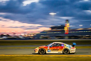 IMSA Race report Children's Tumor Foundation/Racing4Research teams fight to the finish in the Rolex 24 at Daytona