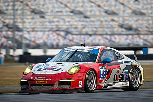 IMSA Race report Snow Racing's UIS Porsche fielded by Wright Motorsports finishes third in class in Rolex 24