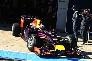 Formula 1 Testing report Mechanical issue on 4th day of testing for Red Bull Racing