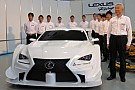 Oliver Jarvis signs with Lexus in Super GT