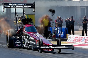 NHRA Preview Massey anxious for return to racing with hopes of repeating 2012 win at Pomona