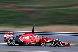 Formula 1 Breaking news Ferrari race ahead with consumption, cooling - reports