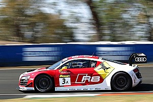Endurance Practice report Bathurst 12 Hour: Audis placed well during practice on day one