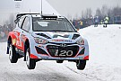 Hyundai finishes Rally Sweden with both cars on positive final day
