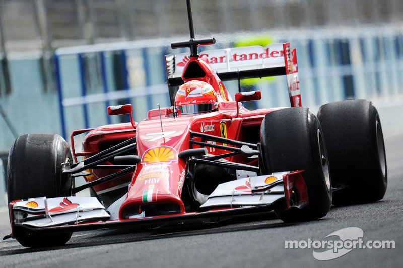 Easier F1 could suit smoking Raikkonen