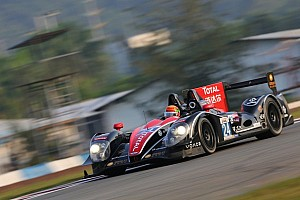 Asian Le Mans Breaking news Ho-Pin Tung with Oak Racing in a program covering Asia, Europe and the USA