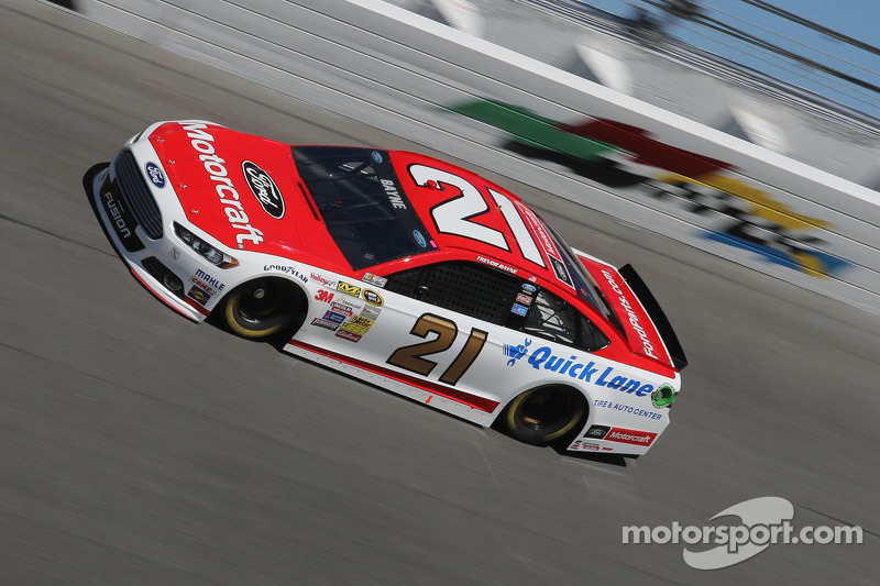 Wood Brothers Racing remains optimistic despite disappointing Daytona qualifying run