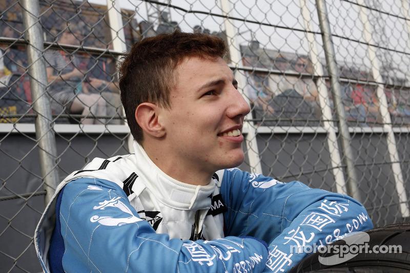 Euro F3 champ Raffaele Marciello joins Racing Engineering