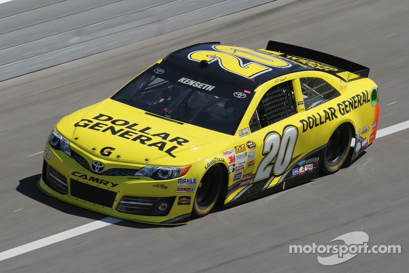 Toyota NSCS Daytona Matt Kenseth notes and quotes