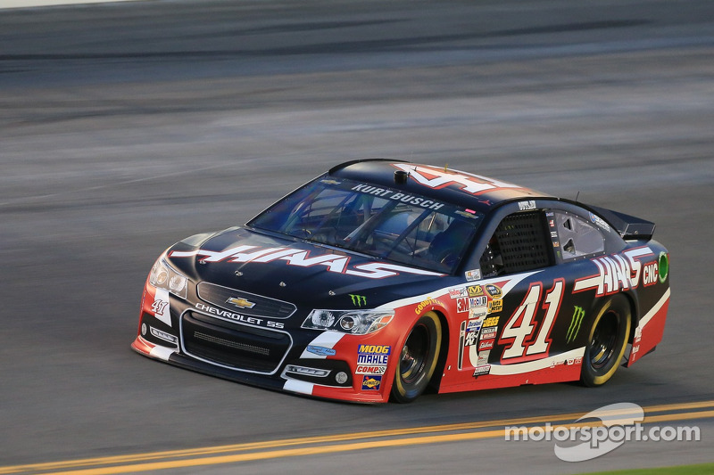 Busch finishes 3rd in second duel at Daytona