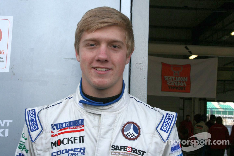 Rising Star Racing driver Spencer Pigot makes race winning start to Winterfest