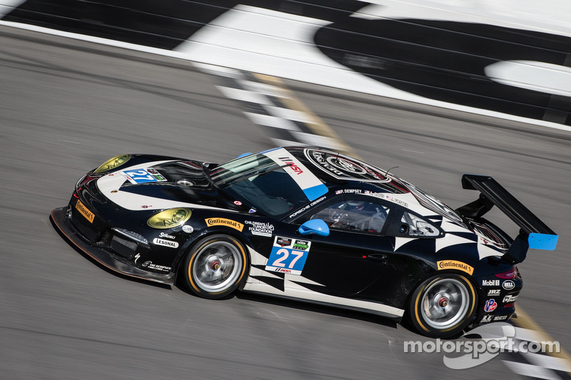 "Dempsey Racing Porsches pass Sebring ""Litmus Test"" with solid progress and results"