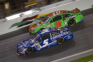NASCAR Sprint Cup Race report Danica Patrick involved in multi-car accident on lap 145 of Daytona 500