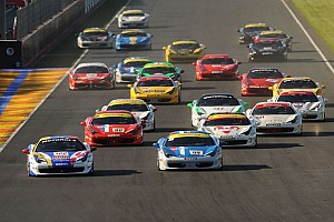 Ferrari Challenge: Highlights of Race 2 in Sepang - video