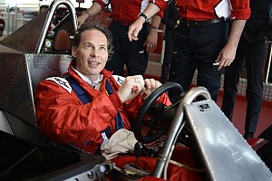 IndyCar Breaking news Jacques Villeneuve will run the Indy 500