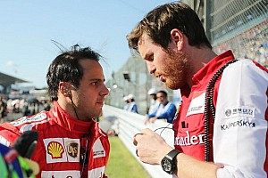 Smedley joins Massa at Williams
