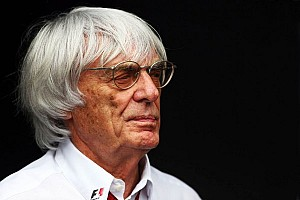 Formula 1 Breaking news Ecclestone hits back at 'foolish' rebuke