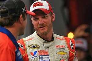 NASCAR Sprint Cup Breaking news Dale Earnhardt Jr.'s substitute spotter at Phoenix is simply