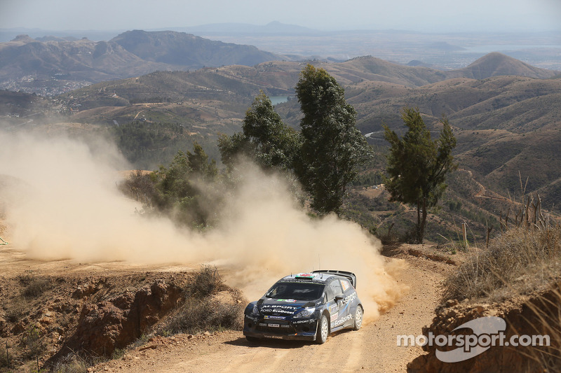 Evans secures career-best fourth in Mexico