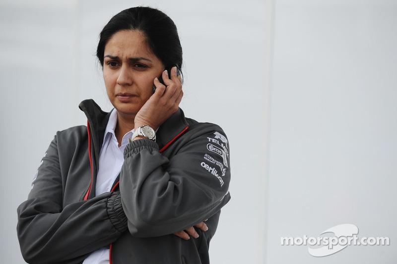 Pacific Ventures, Dubai, becomes a premium partner of Sauber F1 Team