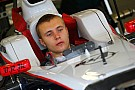 "Sergey Sirotkin: ""To improve in each area"""