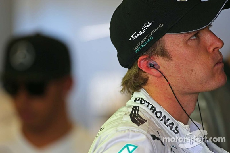 Mercedes have discussed team orders in Melbourne