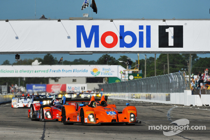 8Star Motorsports doggedly charges to the finish in the 12 Hours of Sebring