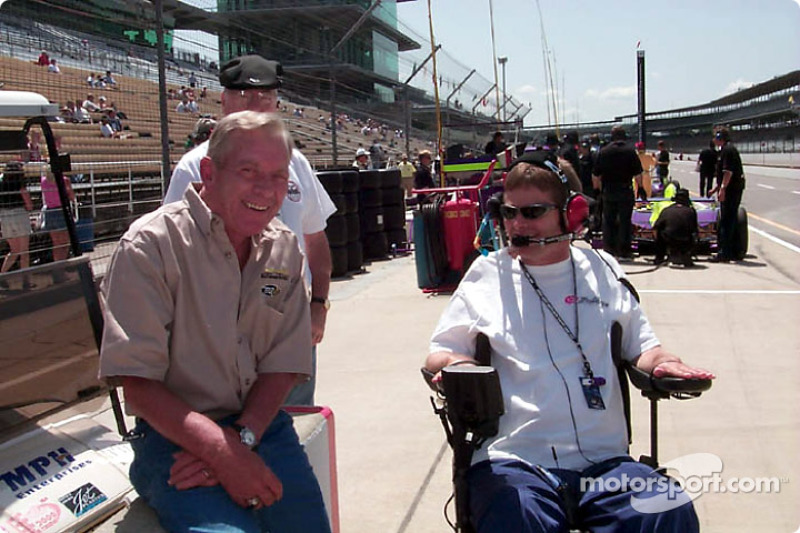 IMS statement on passing of Gary Bettenhausen