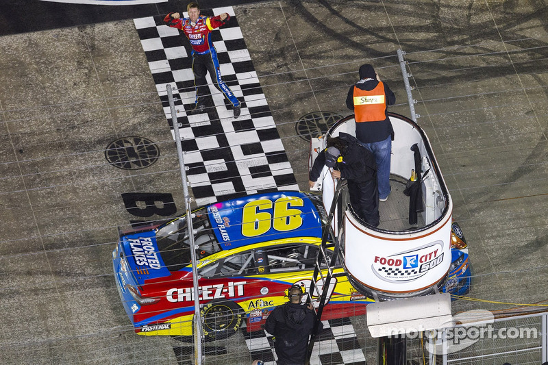 Don't read too much into four different winners in the first four Cup races