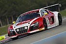Phoenix Racing fields two Audi R8 LMS ultra in the Blancpain Sprint Series