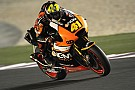 Espargaro close to the podium in debut race in Qatar
