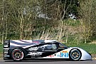 Successful roll out for new Strakka DOME S103 LMP2 car