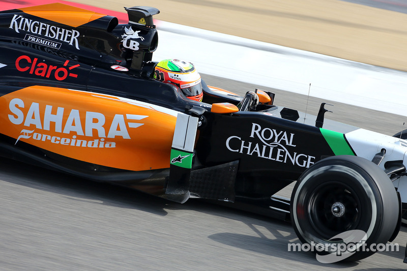 Sahara Force India expands driver development programme with GP3 partnership